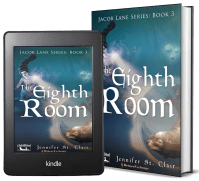 A Beth-Hill Novel: Jacob Lane Series Book 3: The Eighth Room 2 covers