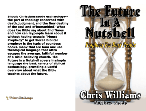 The Future in a Nutshell Print cover