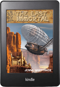 The Last Immortal Kindle cover
