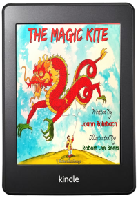 The Magic Kite Kindle cover