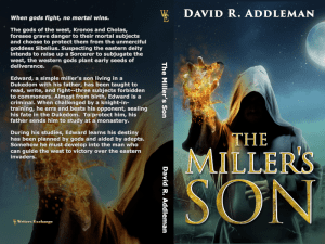 The Miller's Son Print cover
