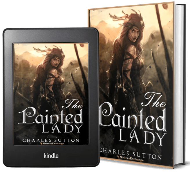 The Painted Lady 2 covers