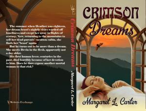 Crimson Dreams Print cover