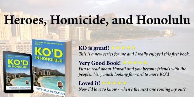 KO'd in Honolulu Reviews