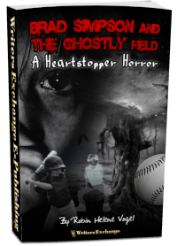 A Heart Stopper Horror: Brad Simpson and the Ghostly Field 3d cover new