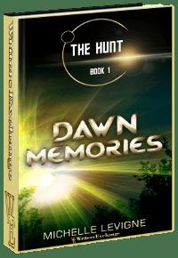 Dawn Memories 3d cover