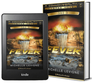 Commonwealth Universe, Age 3: Volume 6: Fever 2 covers