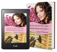 Friendship Heirlooms Series, Book 3: Forever and All That Jazz 2 covers