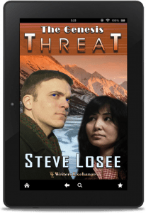 The Genesis Threat Ebook cover
