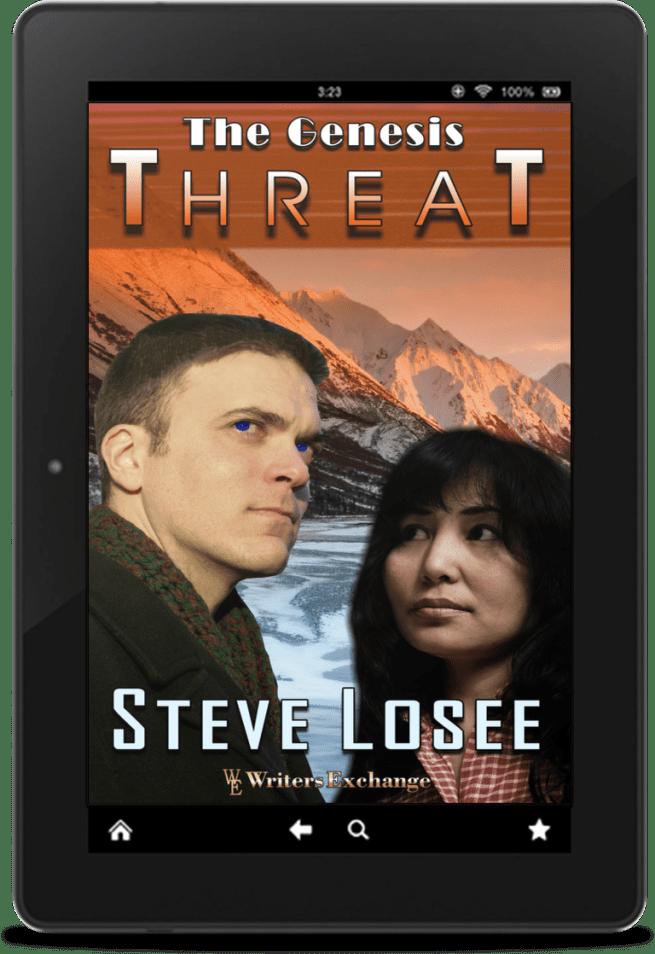 The Genesis Threat Ebook cover