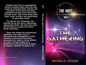 The Hunt Series, Book 5: The Gathering Print cover