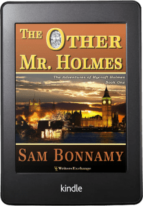 The Other Mr. Holmes Kindle cover
