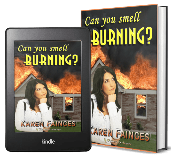 Can You Smell Burning? 2 covers