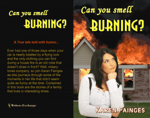 Can You Smell Burning Print Cover