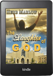 The Laughter of God Kindle cover