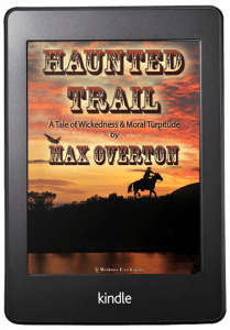 Haunted Trail Kindle cover