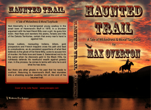 Haunted Trail Print cover