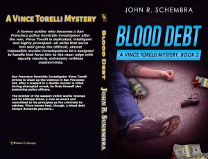Blood Debt Print cover