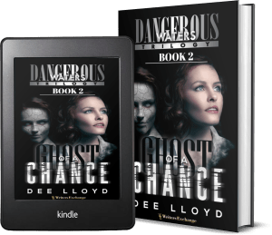Dangerous Waters Trilogy, Book 2: Ghost of a Chance 2 covers