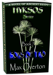 Hyksos Series, Book 7: Sons of Tao 3d cover