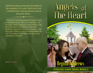 Sterling Lakes Series, Book 2: Angels of the Heart Print cover