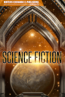 Small science fiction image for authors