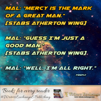 Firefly Quote: Great man