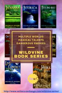 Wildvine Series book 8 new release