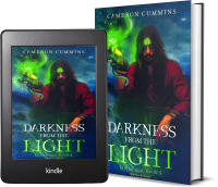 Killing God, Book 1: Darkness from the Light 2 covers
