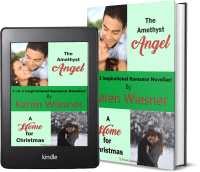 2-in-1 Inspirational Romance Novellas 2 covers