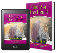 Sterling Lakes Series, Book 4: Glory of the Heart 2 covers