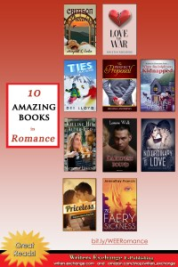 10 Amazing Romance Novels No. 1