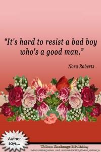 Author Quote: Nora Roberts