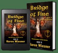 Woodcutter's Grim Series, Book 10, Bridge of Fire, Part 2: A New Beginning 3d cover