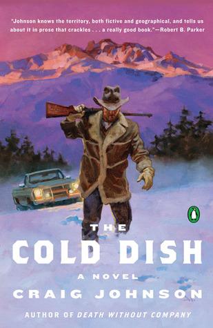 Image result for craig johnson longmire cold dish