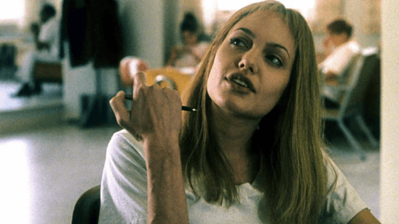Angelina Jolie's character in Girl, Interrupted is a great example of a sociopath.