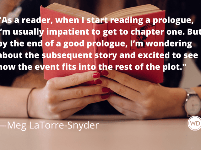 The Pros and Cons of Using a Prologue and When to Write One