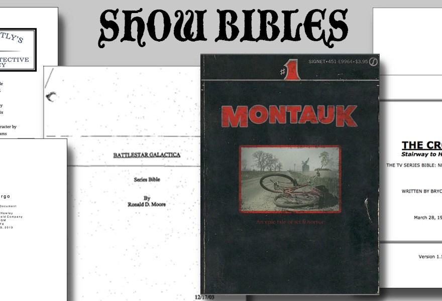 TV Show Bibles
