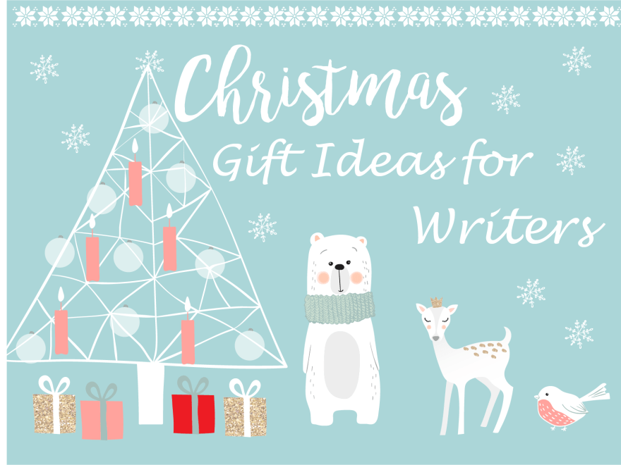 Christmas Gift Ideas for Writers