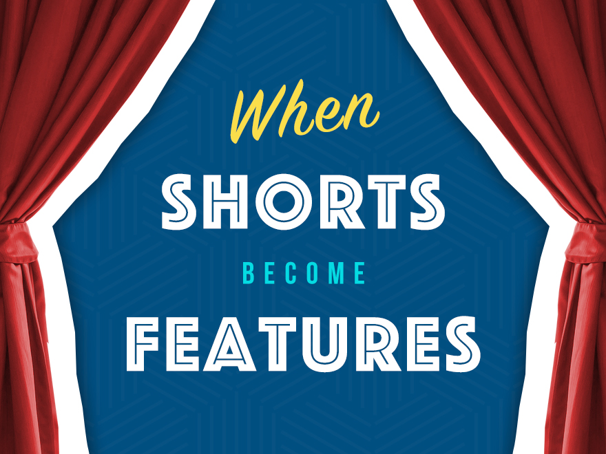 When Shorts Become Features
