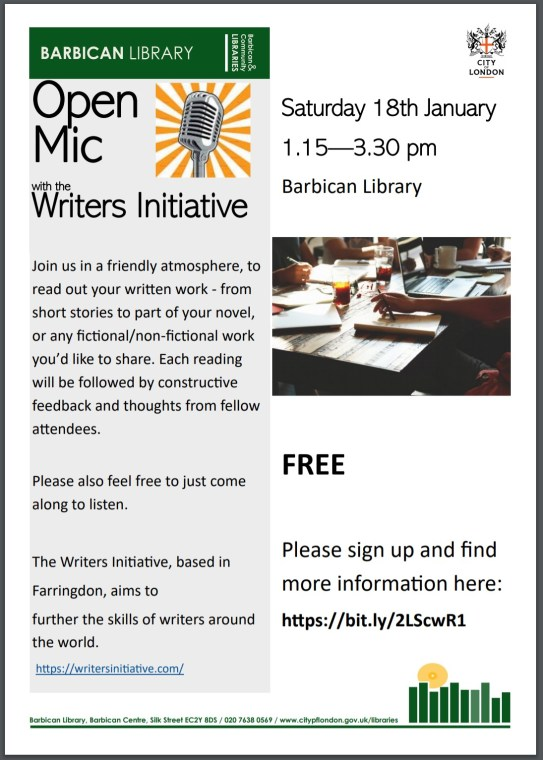 The writers Initiative