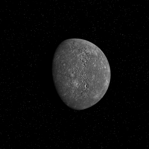 Mercury Crescent