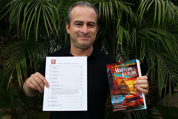 Steve Pantazis, national bestselling author
