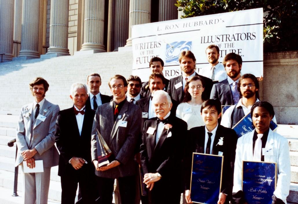 Illustrators of the Future Winners 1992