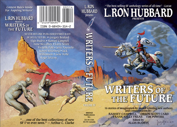 L. Ron Hubbard Presents Writers of the Future Volume 4