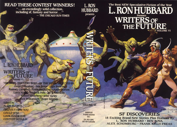 L. Ron Hubbard Presents Writers of the Future Volume 6
