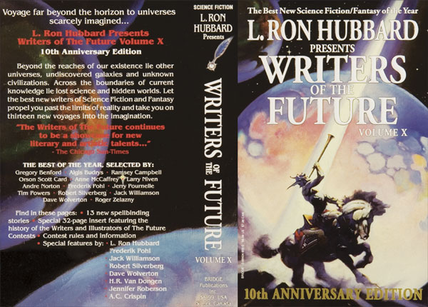 L. Ron Hubbard Presents Writers of the Future Volume 10