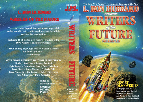 L. Ron Hubbard Presents Writers of the Future Volume 12