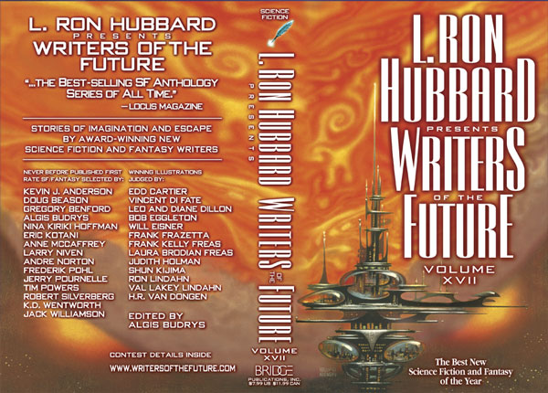 L. Ron Hubbard Presents Writers of the Future Volume 17