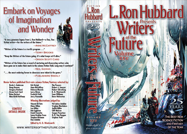 L. Ron Hubbard Presents Writers of the Future Volume 25